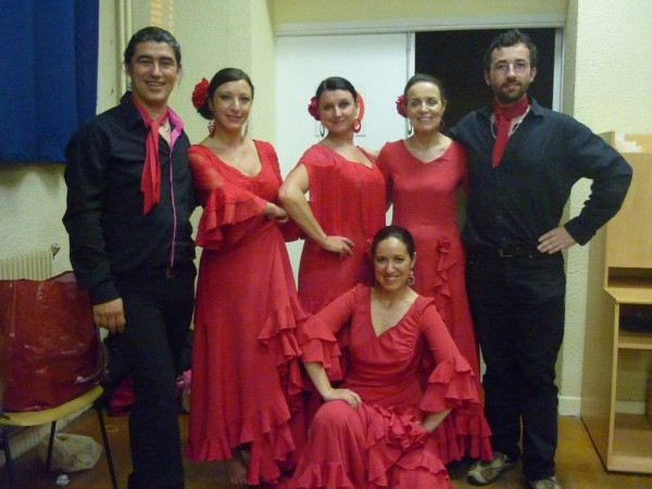 comment danser le flamenco
