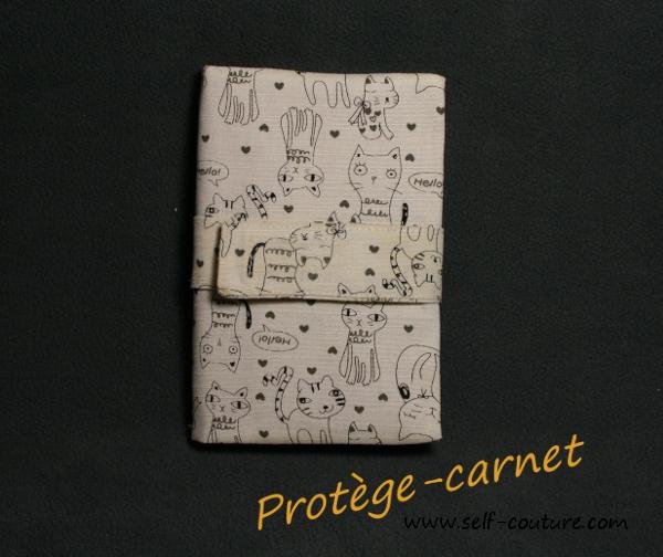 Protège-carnet