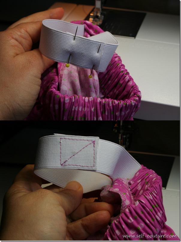 cours couture elastique