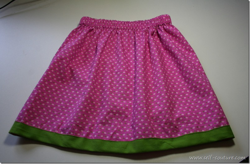 jupe ceinture elastique