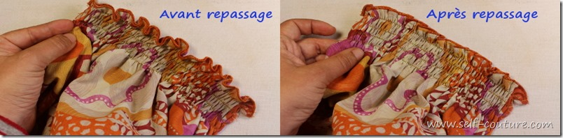 repassage smocks