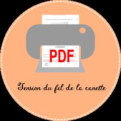 pdf Tension du fil de la canette