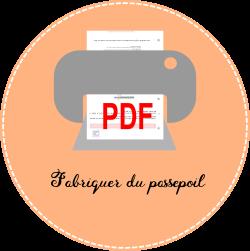 4.4 icon pdf Fabriquer du passepoil