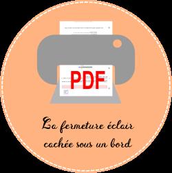 5.3 icon pdf La fermeture éclair cachée sous un bord
