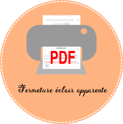 5.4 icon pdf Fermeture éclair apparente