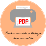 6.3 icon pdf Coudre une ceinture élastique dans une coulisse