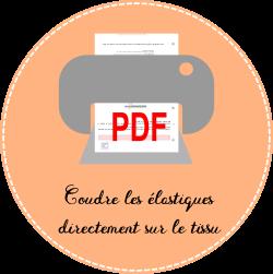 6.4 icon pdf Coudre les élastiques directement sur le tissu