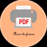 7.1 icon pdf Faire de fronces