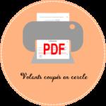 7.2 icon pdf Volants coupés en cercle