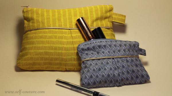 Trousse maquillage patron pdf